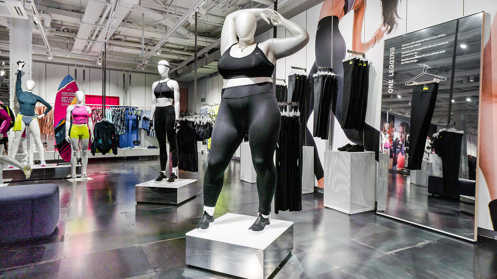 nike-events:-june-2019-—-niketown-london's-new-women's-floor