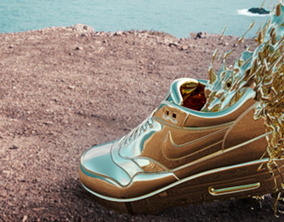 Nike Air Max One – Ice Edition