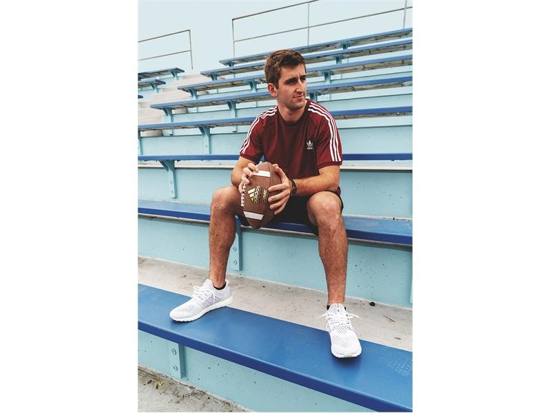 arizona-cardinals'-first-round-draft-pick-josh-rosen-joins-the-adidas-family